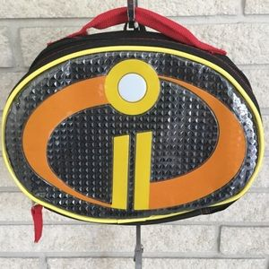 5/$20 Disney Incredibles Lunchbox